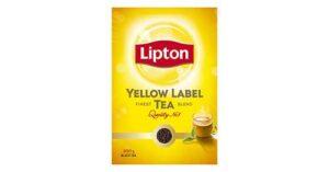 लिप्टन टी चांगली चहा पावडर